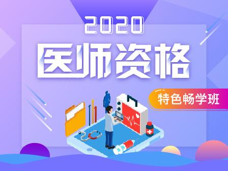 2020年医师资格特色畅学班